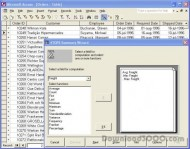 4TOPS Data Analysis for MS Access 2000 screenshot